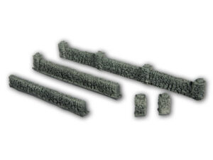 NOCH 58281 <br/>Mauern aus Basalt