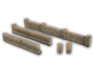 NOCH 58282 <br/>Mauern aus Sandstein