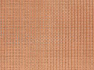 NOCH 60350 <br/>Dachpfanne rot 10 cm breit, 28 cm lang