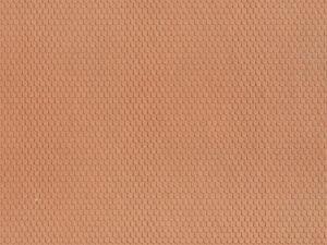 NOCH 60360 <br/>Biberschwanz rot 10 cm breit, 28 cm lang