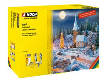 """NOCH 60815 <br/>Perfekt-Set """"Winter-Landschaft""""  1"""