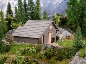 NOCH 67135 <br/>Berghütte