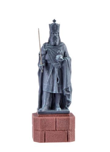 Vollmer 48288 <br/>H0 Karl der Große Statue 1
