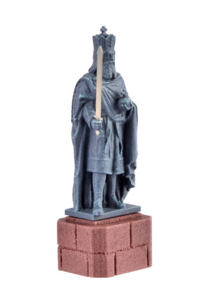 Vollmer 48288 <br/>H0 Karl der Große Statue