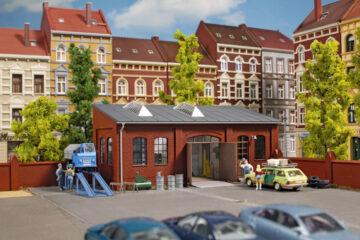 Auhagen 11460 <br/>Kfz-Werkstatt 1