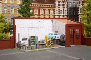 Auhagen 11460 <br/>Kfz-Werkstatt