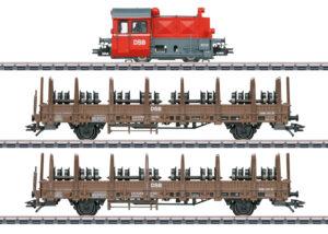 Märklin 26617 <br/>Zugpackung Köf II DSB
