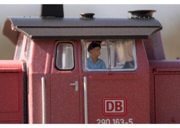 Märklin 39902 <br/>Diesellokomotive Baureihe 290 DB AG 3