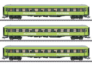 Märklin 42955 <br/>Personenwagen-Set Flixtrain 1