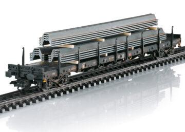 Märklin 47145 <br/>Rungenwagen-Set DB AG 1