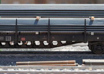 Märklin 47145 <br/>Rungenwagen-Set DB AG 3