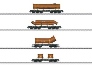 Märklin 48695 <br/>Schwerlastwagen-Set DB