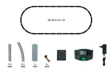 TRIX 11100 <br/>Digitaler Einstieg 2