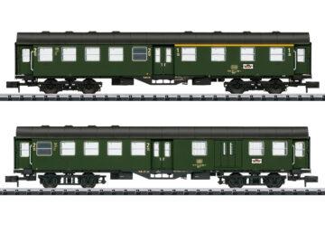 "TRIX 15077 <br/>Nahverkehrswagen-Set ""Umbauwagen"" 1"