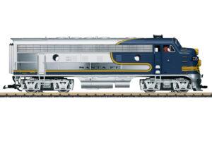 LGB 20585 <br/>Santa Fe Diesellok F7 A