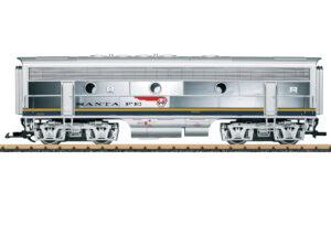 LGB 20587 <br/>Santa Fe Diesellok F7 B