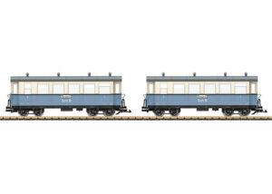 LGB 36642 <br/>Wagen-Set SchB