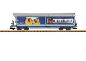 LGB 48572 <br/>Schiebewandwagen RhB