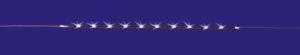 NOCH 51202 <br/>Lichterkette+Weihn.-stern