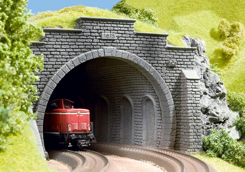 NOCH 58030 <br/>Tunnel-Innenwand,gerade