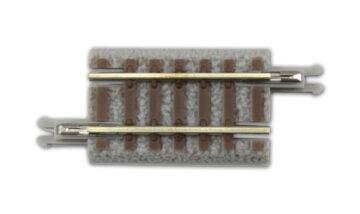 Rokuhan 7297030 <br/>Gleis, gerade, 25 mm, 4 Stück 2