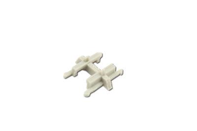 Rokuhan 7297413 <br/>Schienenverbinder, isoliert, 2 Stück