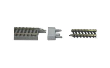 Rokuhan 7297414 <br/>Übergangs-Verbinder auf Gleis-Systeme Dritter 3
