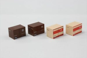 Rokuhan 7297824 <br/>12´Container U19A Japan Soda (braun & beige/rot)