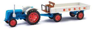BUSCH 210009901 <br/>Traktor Famulus Anh.Zirkus Bu