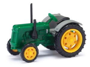 BUSCH 211006712 <br/>Traktor Famulus, grün/grau N
