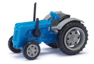 BUSCH 211006713 <br/>Traktor Famulus blau/grau N