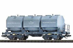 BUSCH 33571 <br/>Kalkkübelwagen »Leuna« DR