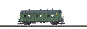 BUSCH 34003 <br/>Bauzugwohnwagen Mci-43 DR