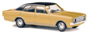 BUSCH 42018 <br/>Opel Rekord C gold