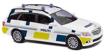 BUSCH 43668 <br/>Mercedes C/T Politi 1