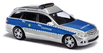 BUSCH 43669 <br/>Mercedes C/T Stadtpolizei 1