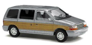 BUSCH 44623 <br/>Plymouth Voyager silber 1