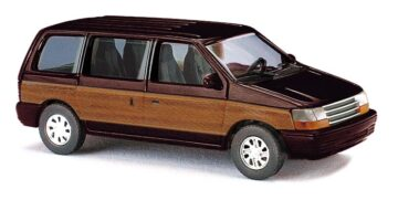 BUSCH 44624 <br/>Plymouth Voyager, braun 1