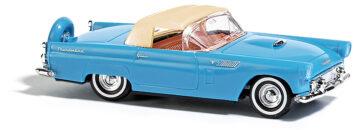 BUSCH 45239 <br/>Ford Thunderbird Cabrio blau 1