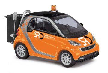 BUSCH 46220 <br/>Smart Fortwo 2012 Stadtreinig 1