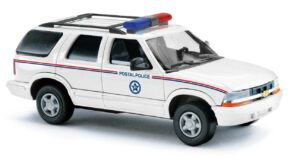 BUSCH 46418 <br/>Chevrolet Blazer US Postal