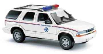 BUSCH 46418 <br/>Chevrolet Blazer US Postal 1