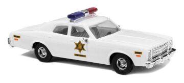 BUSCH 46657 <br/>Plymouth Fury Sheriff 1
