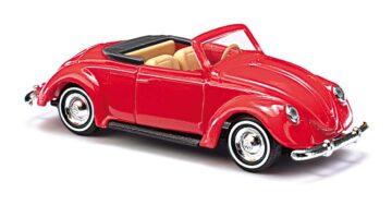 BUSCH 46723 <br/>VW Hebmüller offen rot 1