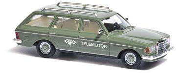 BUSCH 46813 <br/>Mercedes W123 T,ZDF Telemotor 1