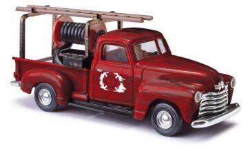 BUSCH 48238 <br/>Chevrolet Pick-up Firedepart 1