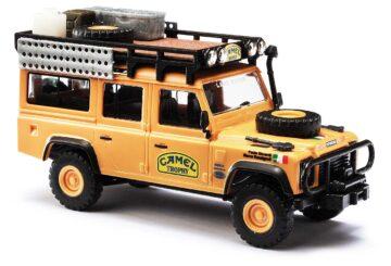 BUSCH 50371 <br/>Land Rover Camel Trophy Ital