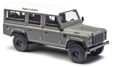 BUSCH 50372 <br/>Land Rover Defender grau 1