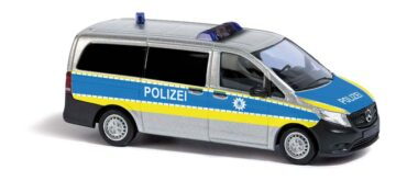 BUSCH 51133 <br/>Mercedes Vito Polizei Bremerh 1
