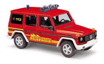 BUSCH 51424 <br/>Mercedes G 90 FW Geislingen 1